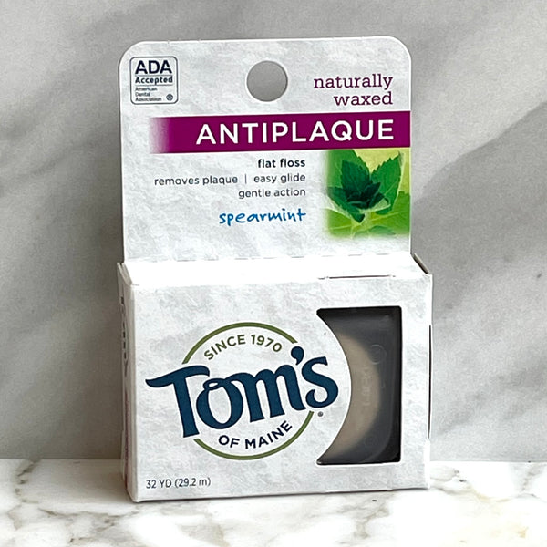 Tom's Dental Floss - Spearmint Anti-Plaque