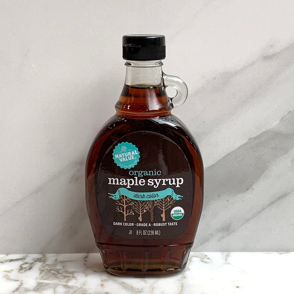 Natural Value Maple Syrup - Organic