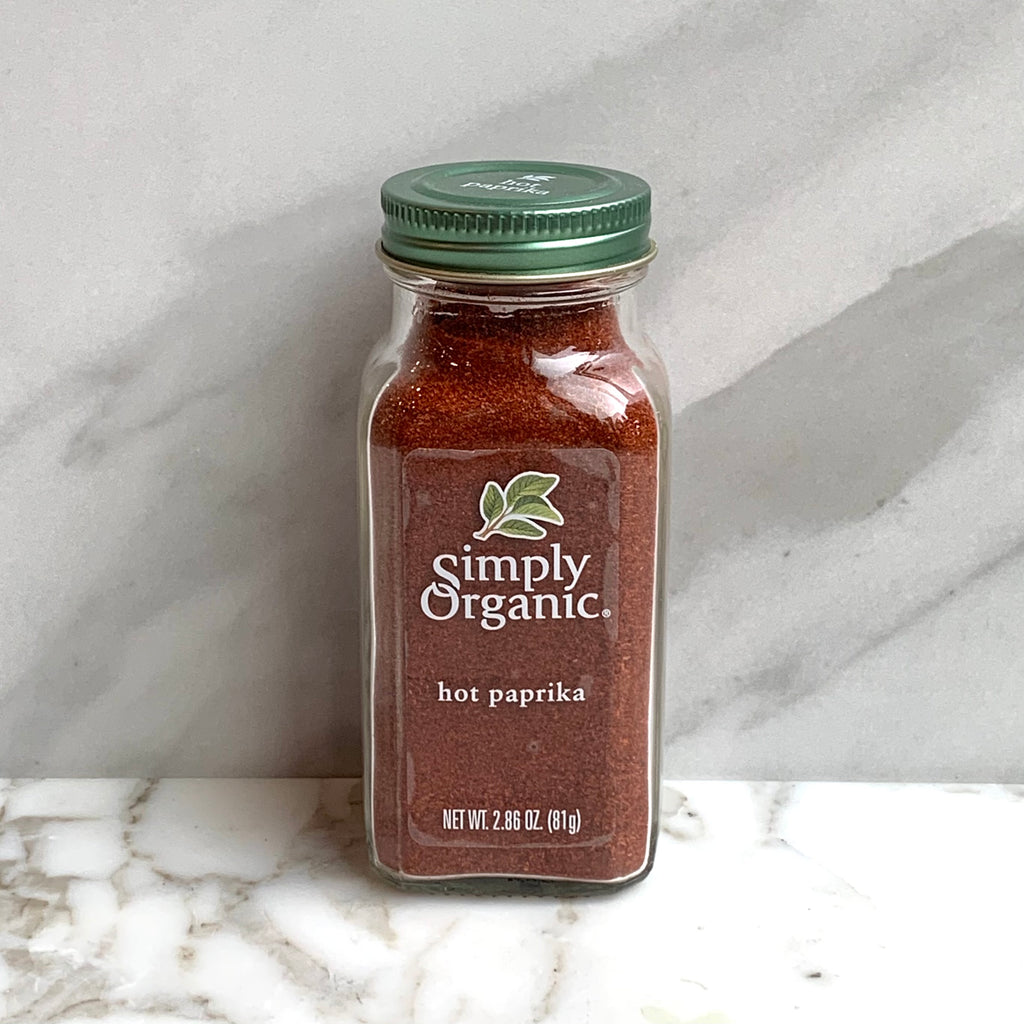 Simply Organic Hot Paprika