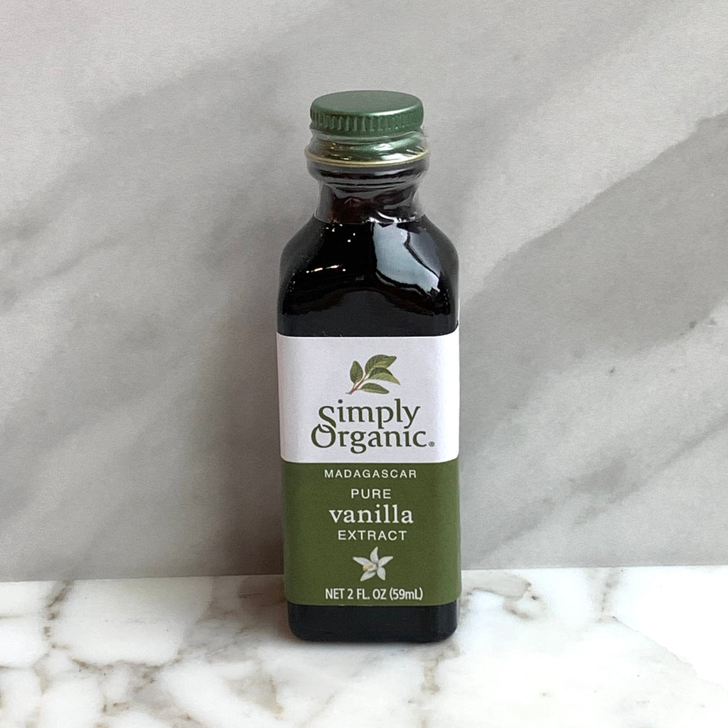 Simply Organic Vanilla Extract - 2oz