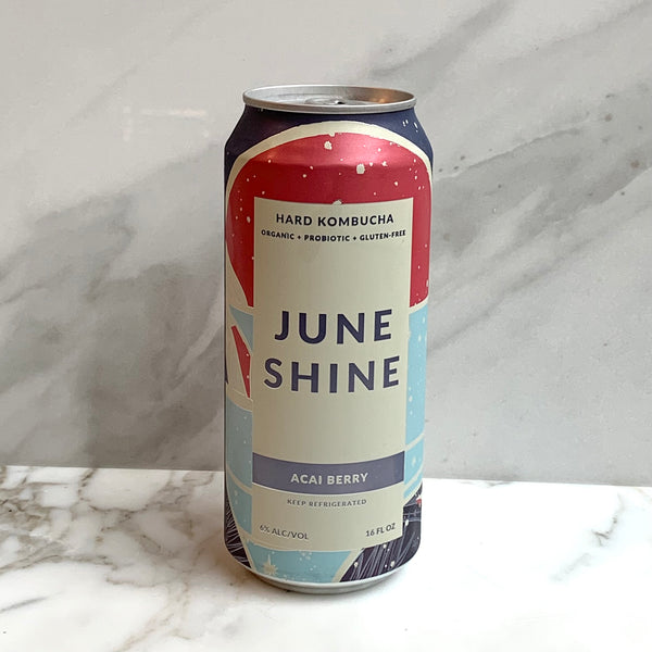 Juneshine Hard Kombucha - 12oz