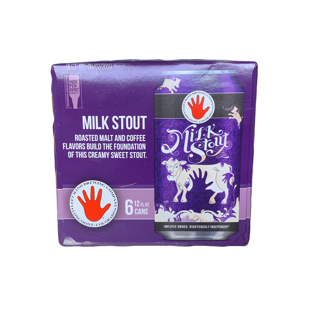 Left Hand Brewery Milk Stout Nitro