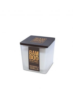 Bamboo Soya Candle small