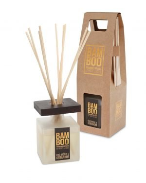 Bamboo Soya Heart & Home Difussers