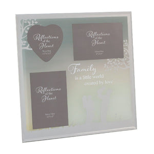 Reflections of the Heart large photo frame