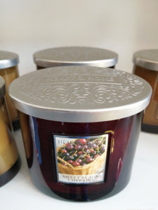Heart and Home Sweet Black Cherry Soya Candle