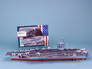3D Puzzle Aircraft Carrier