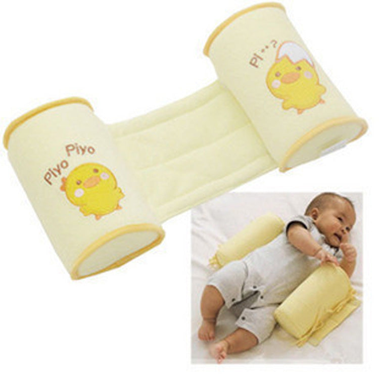 Baby Head Pillow Newborn Infant Soft Anti-Rollover Sleeping Positioner