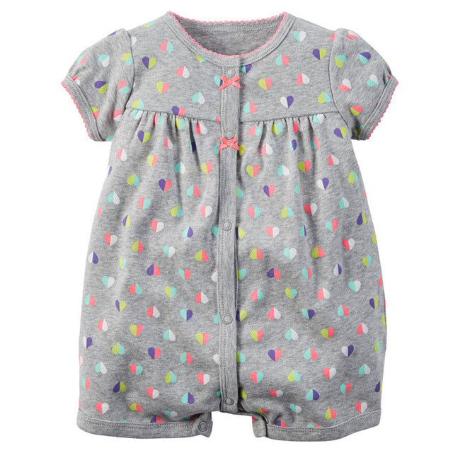 Summer Baby Girl Infant Jumpsuit