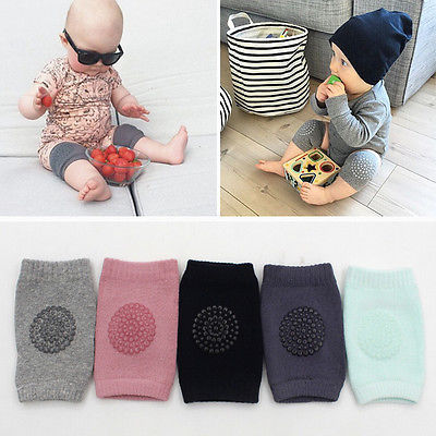 Baby Kids Crawling Elbow Cushion Infants Toddlers Knee Pads Protector