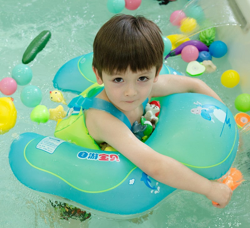 Baby Waist Inflatable Floats Swimming Pool Trainer for Baby