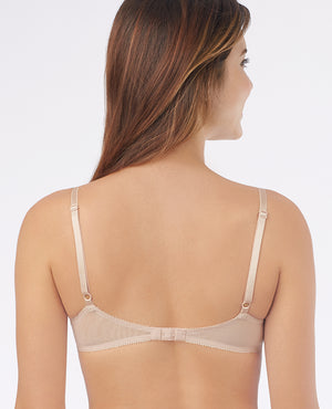 On Gossamer - Bump It Up Mesh Bra