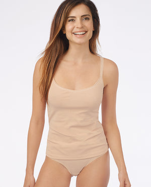 On Gossamer - Cabana Cotton Reversible Camisole