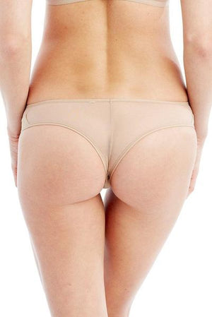 Addiction - Semi Sheer Panel Tanga
