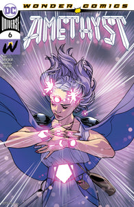 Amethyst #6 (of 6) - Amy Reeder Cover