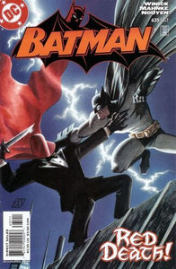 Batman #635 - 1st Appearance of Red Hood