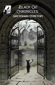 Black Cat Chronicles #1 PDF copy only - Nate Olson Cover