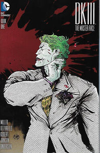 Dark Knight III: The Master Race #1 CBLDF Cover