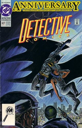 Detective Comics #627 VeryFine/8.0