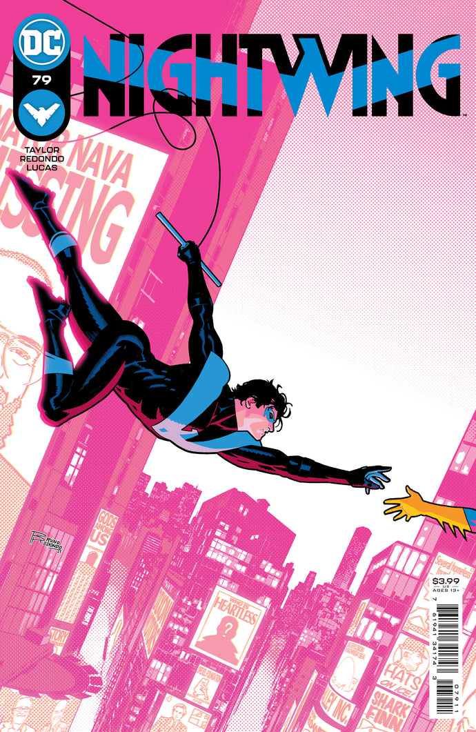 Nightwing #79 - Bruno Redondo Cover