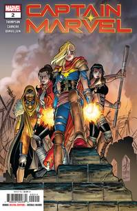 Captain Marvel #2 (2019)