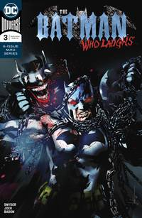 Batman Who Laughs #3 - Cover A