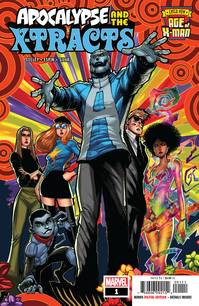 Age of X-Man Apocalypse and the X-Tracts #1
