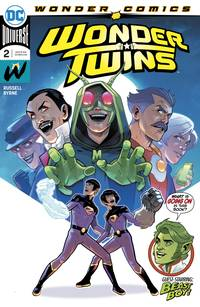 Wonder Twins #2 - Regular Cover