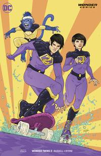 Wonder Twins #2 - Variant Cover