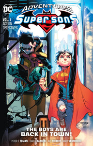 Adventures of the Super Sons Vol 1 TP