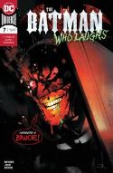 Batman Who Laughs #7 - Jock Cover
