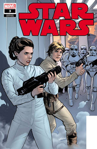 Star Wars #3 (2020) - Emanuela Lupacchino Cover