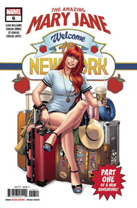 Amazing Mary Jane #6 - Paulo Siqueira Cover