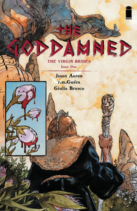 Goddamned Virgin Brides #1 (of 5) - R. M. Guera Cover