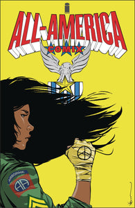 All-America Comix #1 - Dustin Nguyen, Sonia Harris Cover