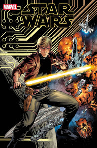 Star Wars #10 - Carlo Pagulayan Cover