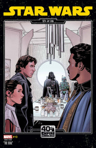 Star Wars #10 - Chris Sprouse Cover