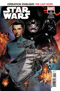 Star Wars #11 - Carlo Pagulayan Cover