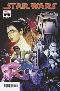 Star Wars #11 - Dan Mora Cover