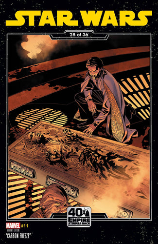 Star Wars #11 - Chris Sprouse Cover