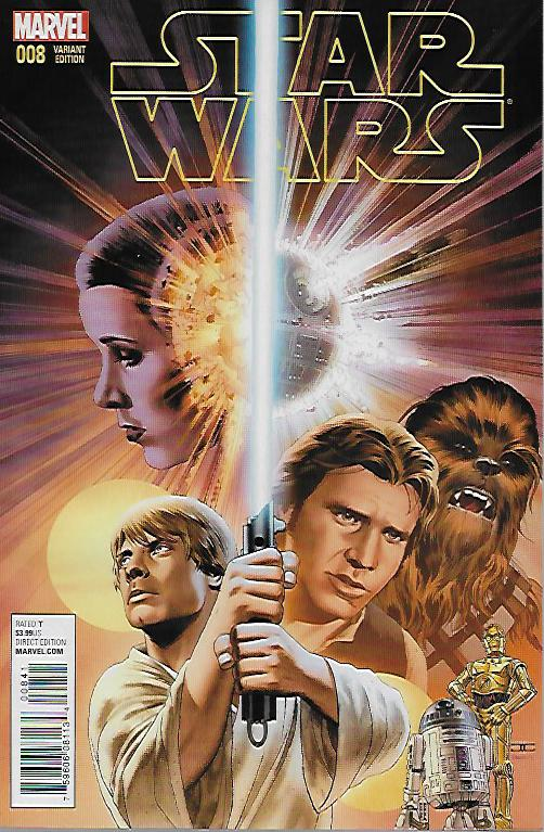 Star Wars #8 John Cassaday Variant