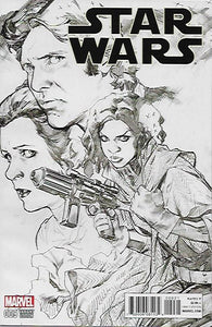 Star Wars #9 Stuart Immonen Sketch Variant
