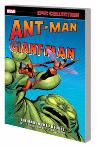 Ant-Man Giant Man Epic Collection Vol 1 TP