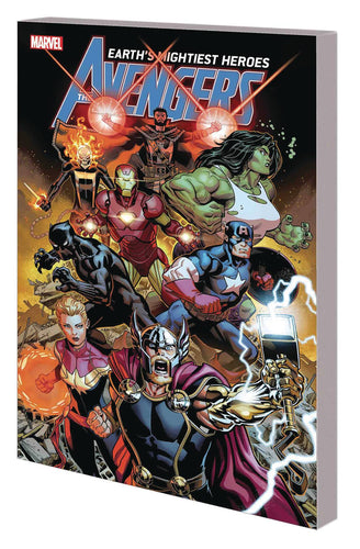 Avengers By Jason Aaron Vol 1 TP Final Host