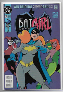 Batman Adventures #12 - First appearance of Harley Quinn