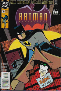 Batman Adventures #16 - Joker Storyline
