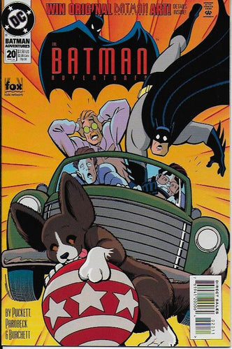 Batman Adventures #20
