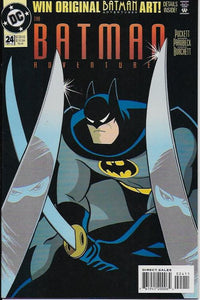 Batman Adventures #24