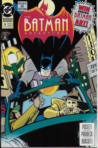 Batman Adventures #9