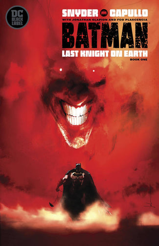 Batman Last Knight on Earth #1 of 3 - Variant Cover
